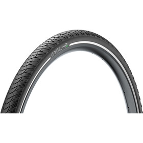 "Pirelli Cycl-e XT Cubierta con Tacos 28x1.75"", negro"